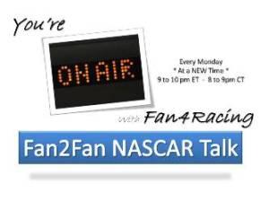 Fan2FanNASCARTalkLogo9pmCT333x250