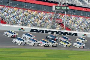 Daytona Preseason Thunder at Daytona International Speedway on January 14, 2012 in Daytona Beach, Florida.