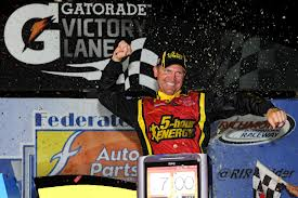 Bowyer won three races in 2012Photo - Patrick Smith/Getty Images