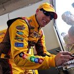 Kyle Busch at Daytona 2012Photo - facebook