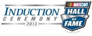 2013 NASCAR Hall of Fame Induction Ceremony