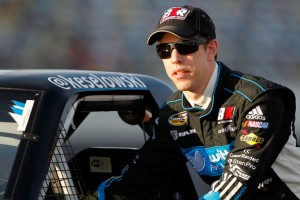 Brad Keselowski at Daytona February 2012Photo - Tyler Barrick/Getty Images