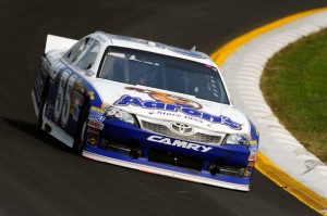 Mark Martin is leaving Michael Waltrip Racing after the 2013 SeasonPhoto - Jared C Tilton/Getty Images