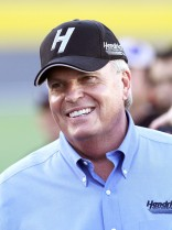 Rick Hendrick, team owner of Hendrick Motorsports at CMS May 2011Photo - Jerry Markland/Getty Images